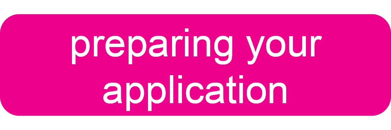 Preparing Your Application Button